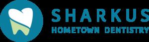 sharks hometown dentistry logo